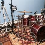 Yamaha 1980's RC drums